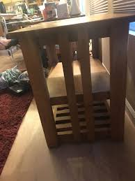 round table santee ca two large end tables furniture in santee ca offerup