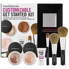 bareminerals spf 15 foundation fairly light amazon com bareminerals bareminerals customizable get started kit