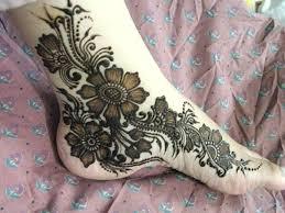 best 40 dulhan mehndi design for legs bridal wear