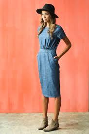 chambray dress roolee 2 jpg style pinterest chambray dress