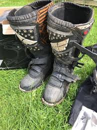 motocross gear boots fly racing motocross gear boots size 7 in ratby leicestershire