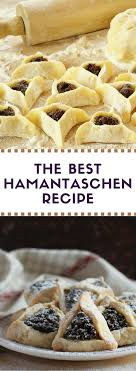 hamantaschen poppy seed this purim make these no fail hamantaschen cookies fill with