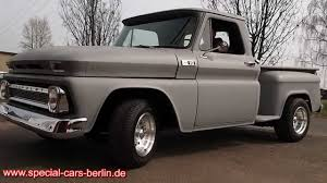 Classic Chevy Trucks 1965 - chevrolet c10 1965 pickup stepside shortbed v8 special cars berlin