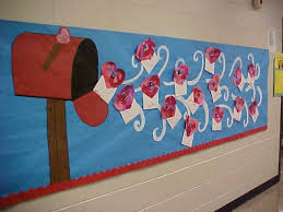 Preschool Bulletin Board Decorations Valentine U0027s Day Bulletin Board Ideas