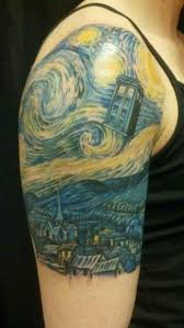best doctor who tattoos photos of cool doctor who tattoo ideas