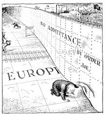 Significance Of Iron Curtain Speech Apus A Pw Foreign Political Cartoons