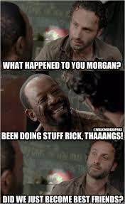 Walking Dead Rick Crying Meme - rick crying meme jokes