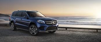 mercedes benz 2016 gls suv mercedes benz