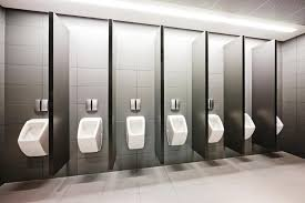 how to choose urinal partitions for your public restroom manning