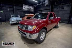 red nissan frontier lifted nissan frontier king cab se v6 for sale used cars on buysellsearch