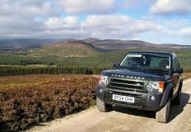 land rover safari wild scotland wildlife and adventure tourism balmoral luxury