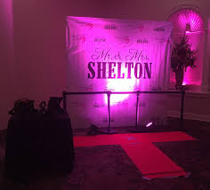 wedding backdrop banner banners wedding step and repeat banner