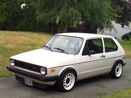 volkswagen rabbit custom volkswagen golf gti mark 1 vw mk 1 and other golfs pinterest