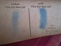 Eyeshadow Viva Murah review viva moisturizing eye base gel for eyeshadow