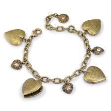 locket charm bracelet valentines day gifts sweet