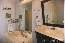 Inexpensive Bathroom Updates Easy Updates