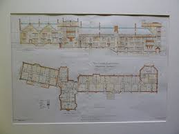 princeton university floor plans ten class dormitory princeton university princeton nj 1906