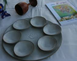 passover plates passover plate etsy
