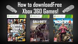 how to download xbox 360 games for free on usb and play june 2016