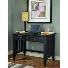 Black Computer Desk With Hutch Desks Home Office Furniture The Home Depot