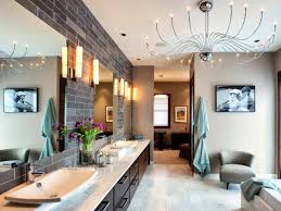 Hgtv Master Bathroom Designs by Bathroom Lighting Fixtures Hgtv