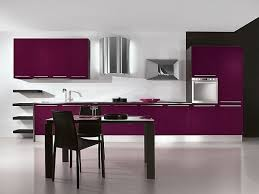 kitchen decor images purple and grey kitchen decor defines royalty