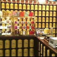 Teh Twg twg tea salon boutique pacific place mall scbd jakarta zomato