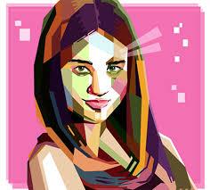 tutorial efek vektor di photoshop cara membuat triangulation vector di coreldraw desain sekarang