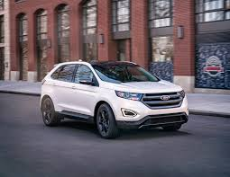 nissan murano vs ford edge 2018 ford edge adds fresh style with sel sport appearance package