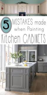 How To Paint Oak Kitchen Cabinets How To Paint Oak Cabinets And Hide The Grain White Paints