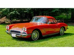 1962 chevrolet corvette for sale on classiccars com 64 available