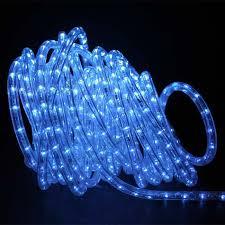 blue led rope lights 50ft rlwl 50 blue direct lighting