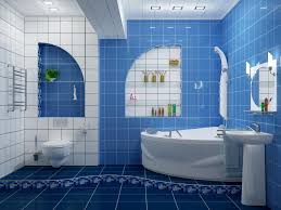 Blue Bathroom Tile by Blue Tile Bathroom Home Design Planning Excellent At Blue Tile