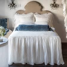 bella notte linen whisper bed spread lwh102 luxury designer bedding