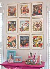 Gallery Art Wall Diy Framed Calendar Prints