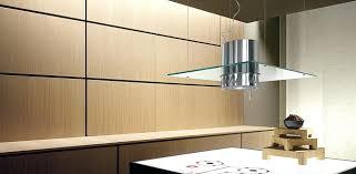 hotte cuisine plafond hotte cuisine plafond hotte filtrante en verre suspendue au