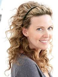 hairstyles with headbands foe mature women mature women hair cut with long curly layers hairstyle hair nails
