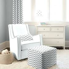 Rocking Chairs And Gliders For Nursery Fantastic Nursery Chair And Ottoman Chair And Ottoman Co By Best