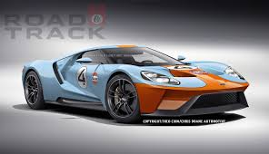 gulf racing mustang the ford gt in gulf livery will haunt your dreams