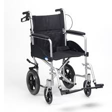 Drive Wheel Chair Expedition Lite Travel Wheelchair With Brakes