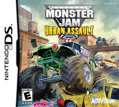 blue thunder monster truck videos monster jam urban assault monster trucks wiki fandom powered