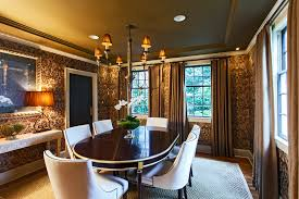 interior design charlotte nc dining room traditional with black
