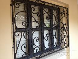 iron burglar bars 14 best home security bars and doors images on