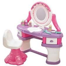 Vanity Salon Monterey American Plastic Toys Beauty Salon Vanity Eclectic Kids
