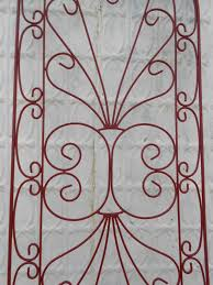 wrought iron heart garden flower trellis 48 gif loversiq