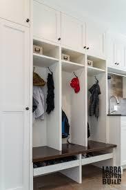 laundry mudroom custom cabinetry labra design build