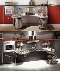 Friendly Kitchen Skyline Lab Wheelchair Friendly Kitchen Design Core77