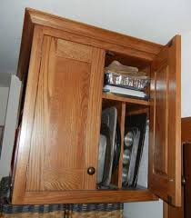 creative solutions an over refrigerator cabinet u2014 twin cities
