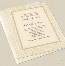 formal wedding invitation sample iidaemilia com