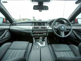 M5 Interior 2014 Bmw M5 India Review Zigwheels